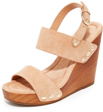 Joie Talia Wedges $298 thestylecure.com