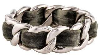 Chanel Chain Link Bangle