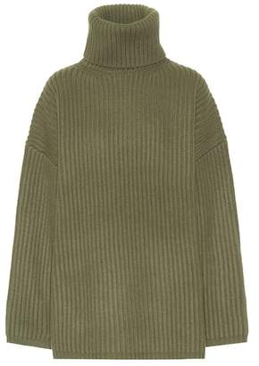 Acne Studios (アクネ ストゥディオズ) - Acne Studios Wool turtleneck sweater