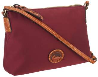 Dooney & Bourke Nylon Crossbody Pouchette Bag