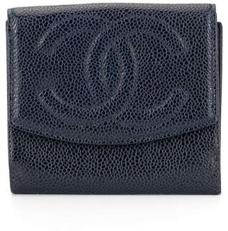 Chanel Pre-Owned 1993's CC Stitch wallet