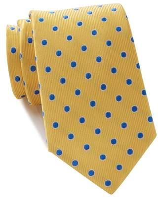 Nordstrom Rack Joaquin Dot Silk Tie