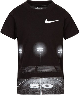 Nike Boys 4-7 Friday Night Lights Football Photoreal Dri-FIT Graphic Tee