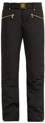 Bogner Franzi Padded Technical Ski Trousers - Womens - Black