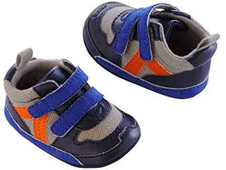 Carter's Boys' Baby Soft Sole Sneaker 9-12 Crib Shoe
