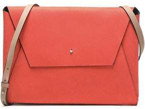 Brunello Cucinelli Leather Envelope Clutch