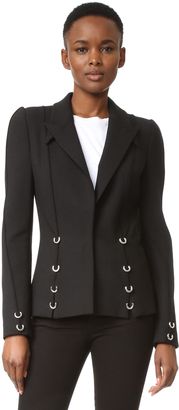 Mugler Wool Jacket $2,370 thestylecure.com