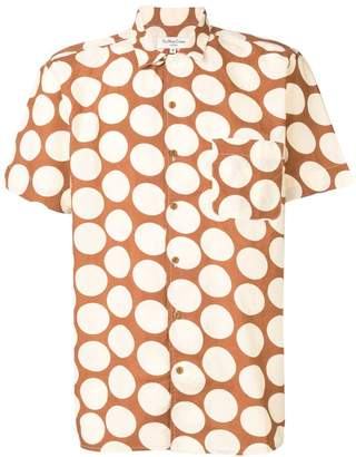 YMC dotted shirt