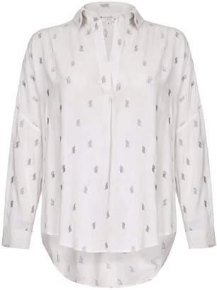 Nooki Design Lolita Blouse - White