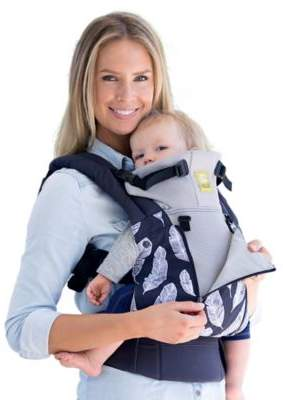 Lillebaby LILLEbaby COMPLETE All Seasons Baby Carrier in Birds of a Feather