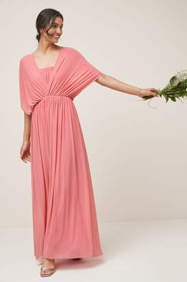 Next Womens Pink Multiway Bridesmaid Dress - Pink