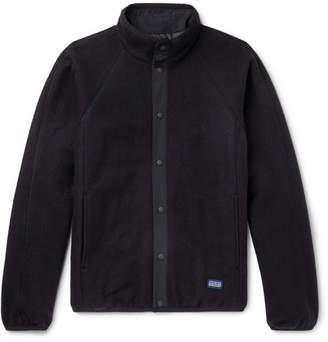 A.P.C. Yama Wool-Blend Fleece Jacket