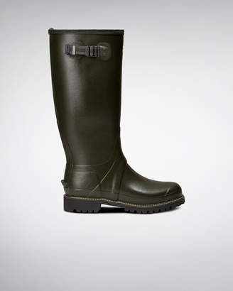 Hunter Men's Balmoral Wide Fit Wellington Boots
