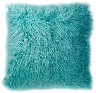 "Nordstrom Rack Flokati Faux Fur Throw Pillow - 20\"" x 20\"""
