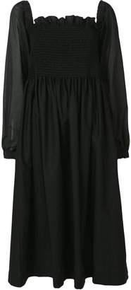 DAY Birger et Mikkelsen Molly Goddard Andrea mid-length dress