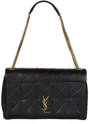 Saint Laurent Medium Jamie Patchwork Leather Bag