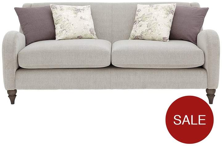 Luxe Collection - Allure 3-Seater Fabric Sofa