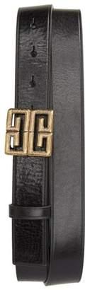 Givenchy 4G Leather Belt