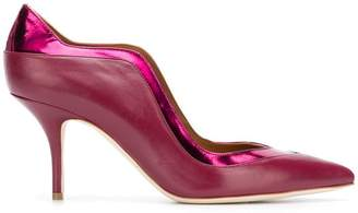 Malone Souliers By Roy Luwolt wave shaped pumps