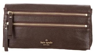 Kate Spade Kate Spade New York Leather Clutch