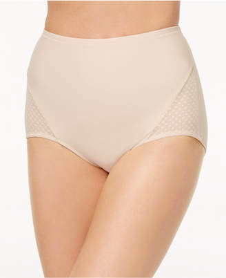 Bali Passion for Comfort Firm-Control Mesh Brief DFX008