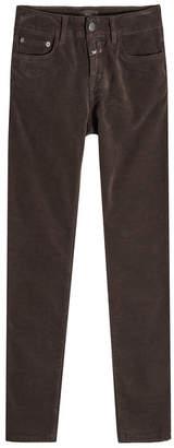 Closed Baker Velvet Skinny Jeans