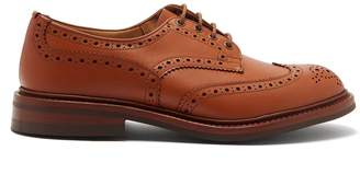 Tricker's Bourton perforated leather brogues