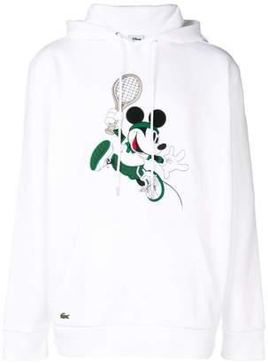 Lacoste X Disney Mickey hoodie
