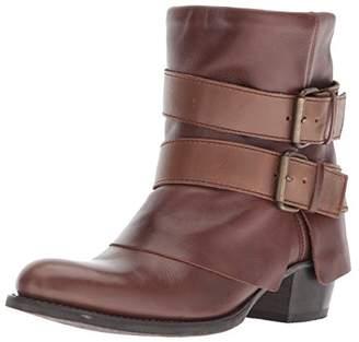 Sendra Women's Debora Fold Over Double Buckle Boot