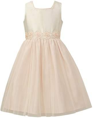 Jayne Copeland Floral Sash Dress