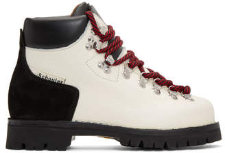 Proenza Schouler White Hiking Boots