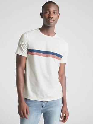 Gap Stripe Classic T-Shirt