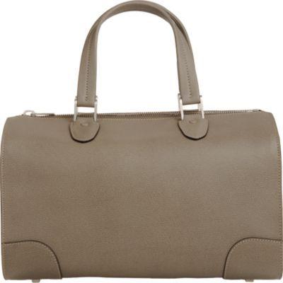 Valextra Medium Boston Bag
