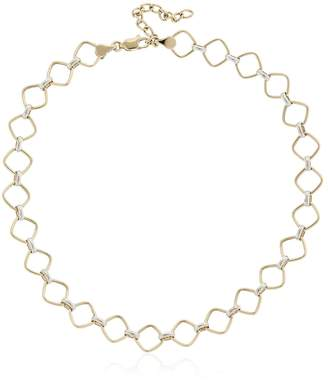 Nelly Gold & White Gold Choker