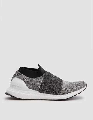 adidas UltraBOOST Laceless Sneaker in White
