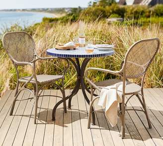 Pottery Barn Brea All-Weather Wicker Bistro Dining Chair