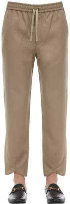 Gucci Wool Jogging Pants