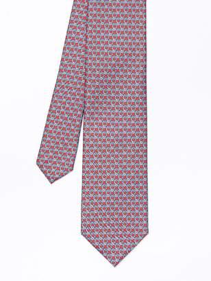 Italian Silk Tie in Ropeknot