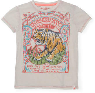 Lucky Brand Tiger Tee