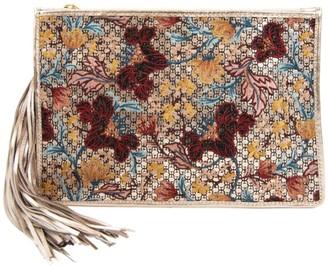Sam Edelman Alia Embroidered Clutch