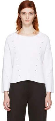 Rag & Bone White Lara Sweater