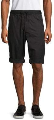 Antony Morato Drawstring Cotton Shorts