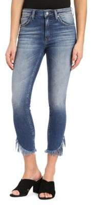 Mavi Jeans Tess High-Rise Extreme Ripped Jeans