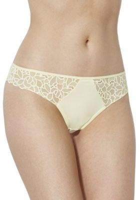F&F Floral Lace Thong 12