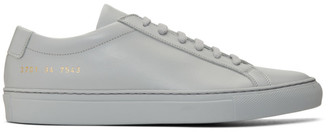 Common Projects Woman By Woman by Grey Original Achilles Low Sneakers
