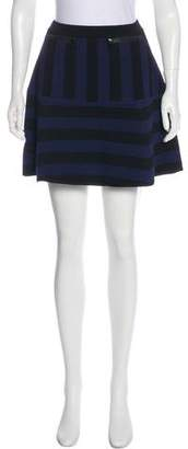 Timo Weiland A-Line Mini Skirt