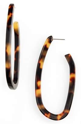 Rachel Comey Maya Hoop Earrings