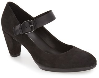 ECCO 'Shape 55 Plateau' Mary Jane Pump (Women) $149.95 thestylecure.com