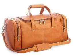 Royce Leather Luxury Overnight Duffel Bag
