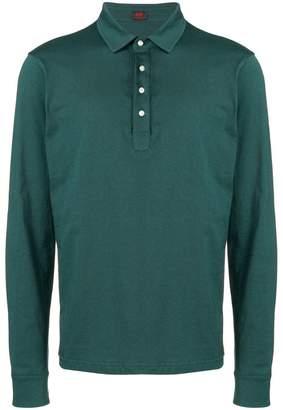 Piombo Mp Massimo long sleeve polo shirt